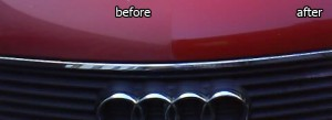 Paintwork Buffing